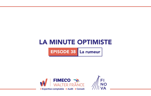 La Minute Optimiste - Episode 38 !