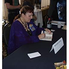 Portrait : Mercedes Lackey