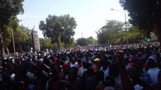Vendredi 31 Octobre au Burkina Faso