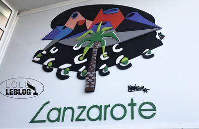 Lanzarote ( exposé de Stella )