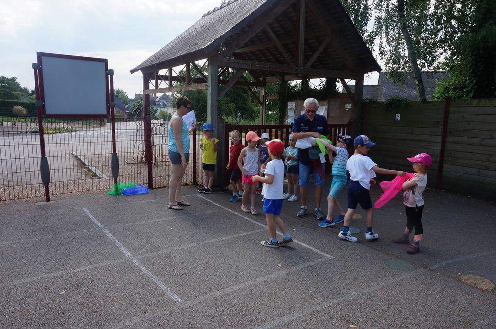Rencontre sportive à Saint Germain du Pinel