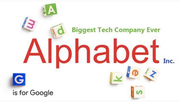 Alphabet : il y'a du changement chez Google