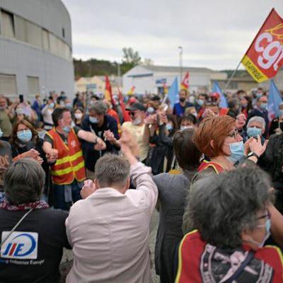 La grève à la SAM se poursuit face à l'intransigeance du gouvernement et de Renault