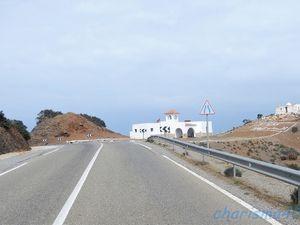 RN16, AL Hoceima-Tetouan (Maroc en camping-car)