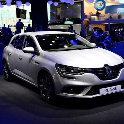 Renault Megane R.S. or equipped with 1.6T + double-clutch