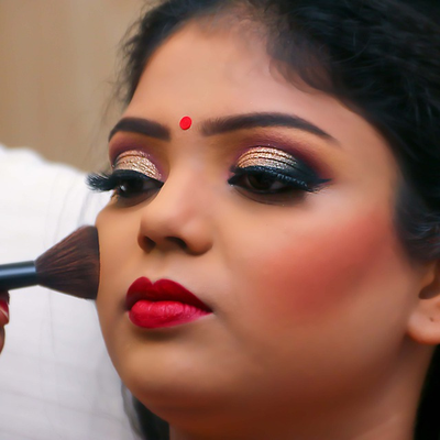 Best Bridal Makeup Artists in Kolkata