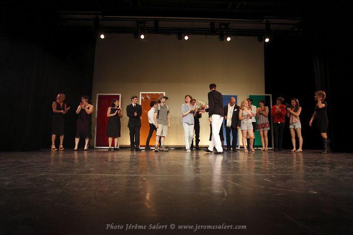 Musée haut Musée bas Théâtre municipal de Muret 15 juin 2012