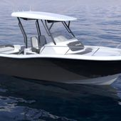 White Shark announces the launch of the 240 Sport Cabin - Yachting Art Magazine
