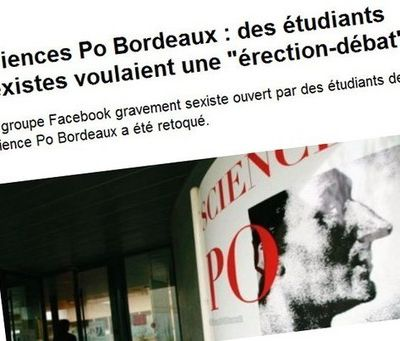 Sciences Po Bordeaux : sexisme ou dérapages médiatico-féministes ?