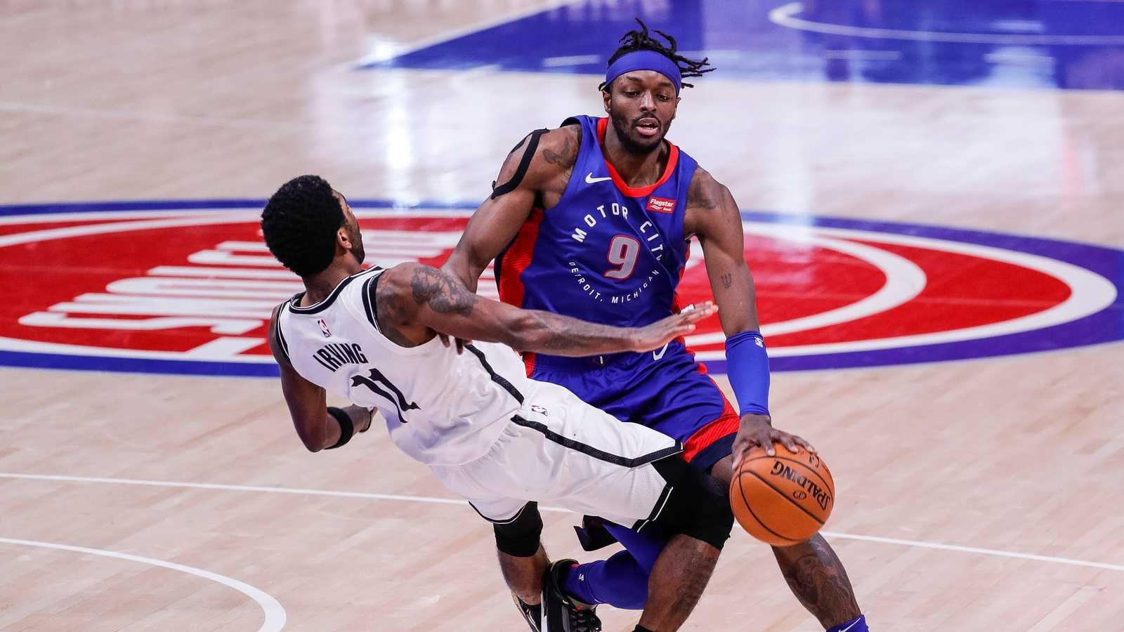 Detroit se paie les Nets de Brooklyn, Joel Embiid guide les Sixers face aux Kings