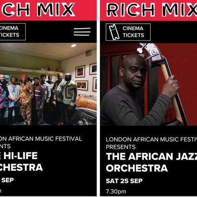 London African Music Festival 2021