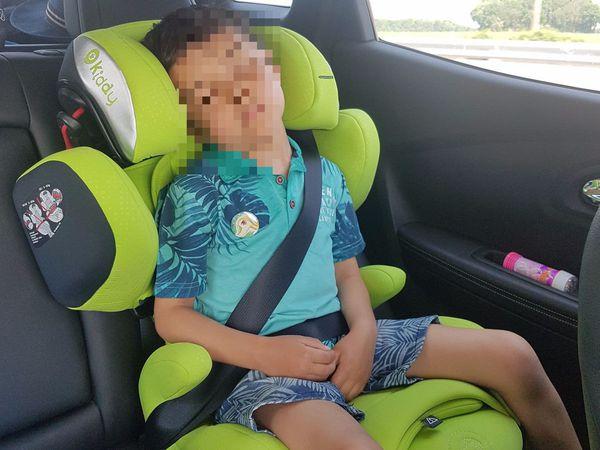 Siège auto  bouclier : Kiddy Guardianfix 3