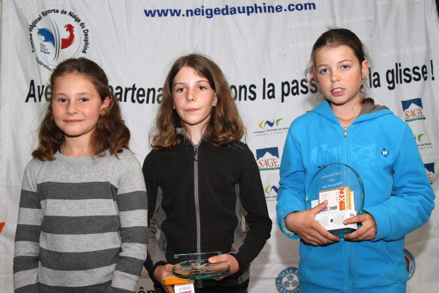 Podiums gucistes et photo de groupe par Jean-Claude Liprandi