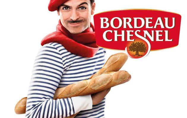 Packaging : Bordeau Chesnel International, le packaging béret, moustache et baguette