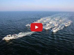 Retour sur les 3 étapes du Barracuda Tour 2015 de Bénéteau en... 3 vidéos
