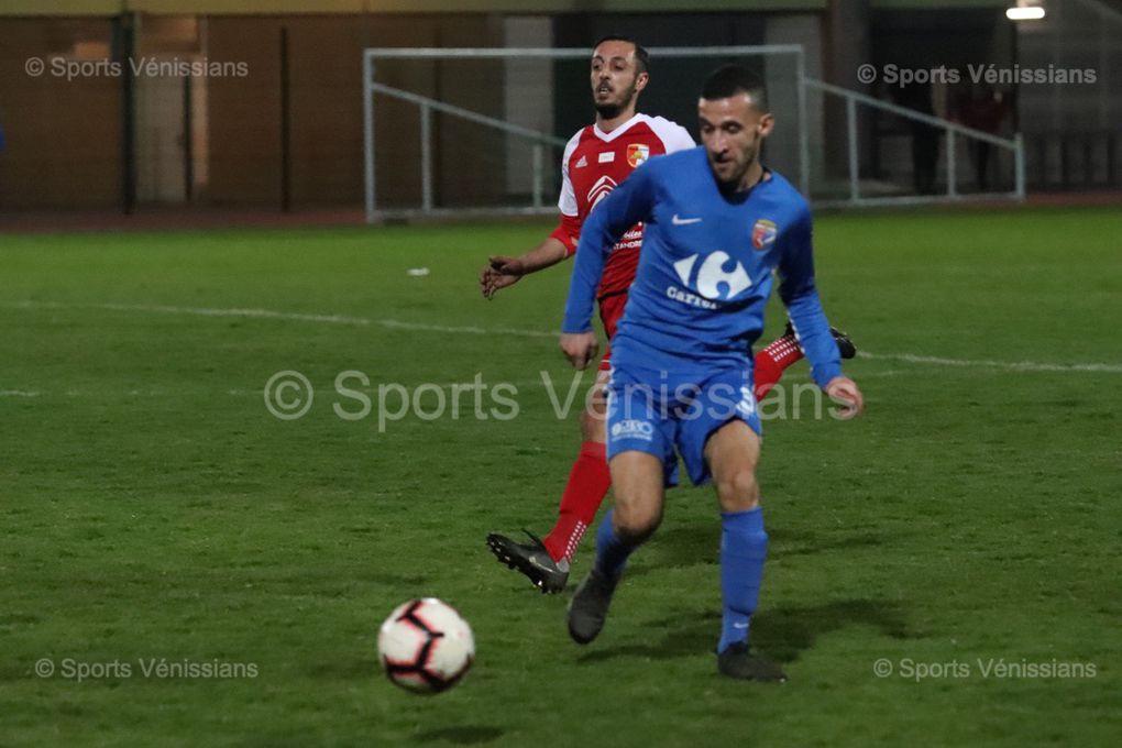 Vénissieux FC solide leader en Régionale 2