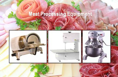 No. 1 Meat Processing Equipment in USA