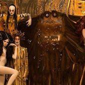 Des tableaux de Gustave Klimt grandeur nature