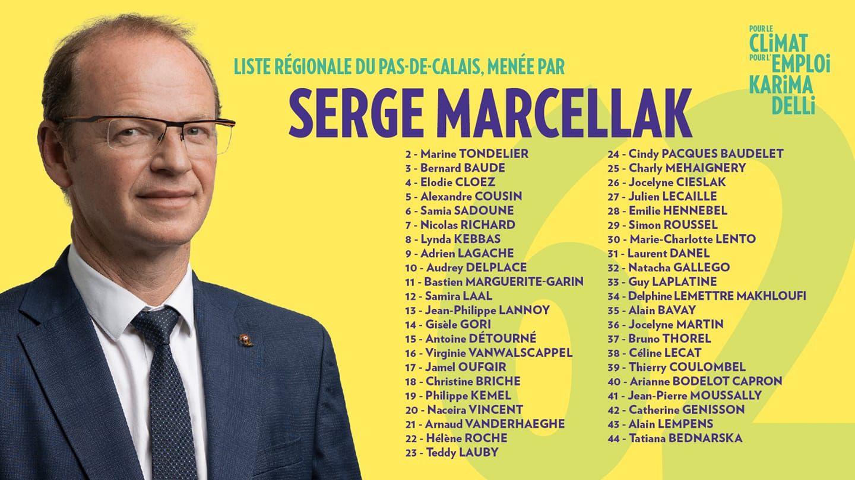"""Elections régionales 2021 : Bernard Baude candidat sur la liste """"Pour le climat, pour l'emploi"""" de Karima Delli"""