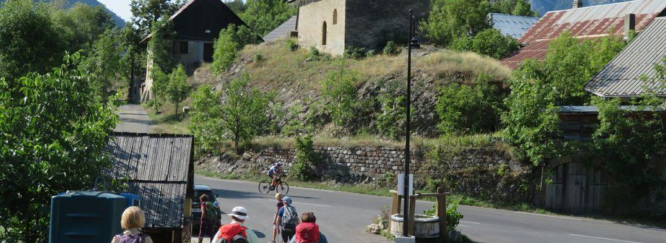Un été à Vallouise, les coulisses