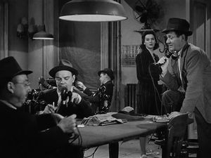 [A la chasse du scoop] His Girl Friday