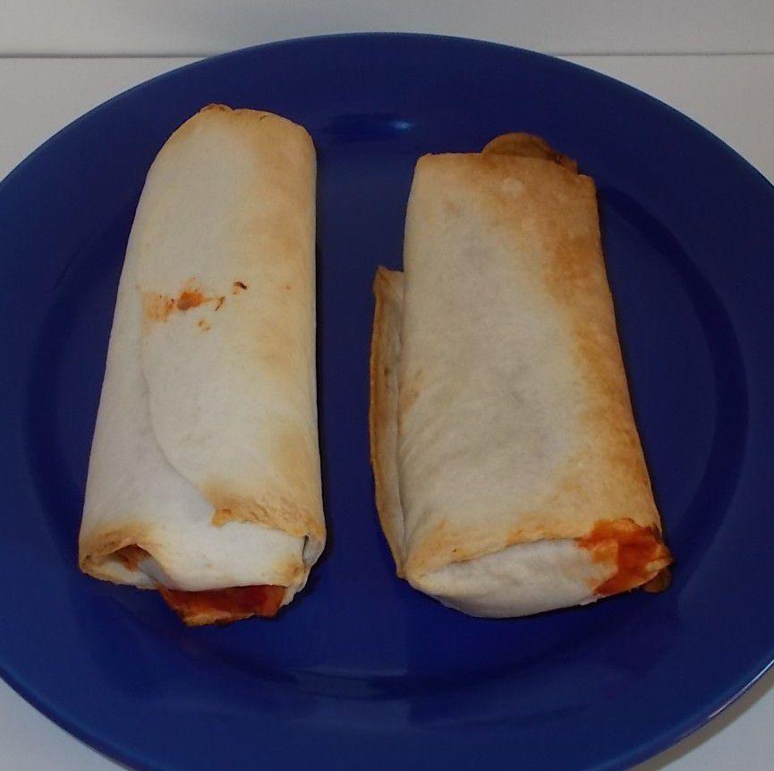 Lidl El Tequito Tortilla Wraps Hot Salsa