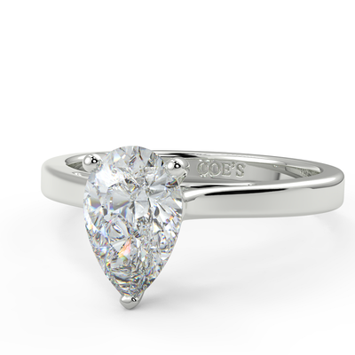 5 Things to Keep In Mind before Purchasing Solitaire Wedding Rings
