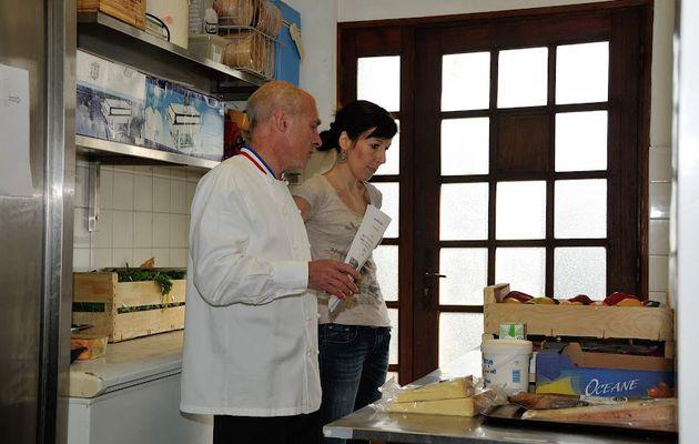"""Retour en images sur ma journée de concours """"Tous en Cuisine"""" 2012"""