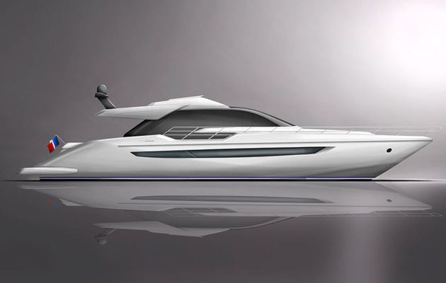 Couach shipyard signs two new yacht sales