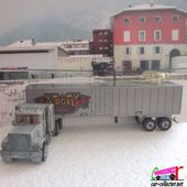 GMC VAN TRAILER EAGLE STEERING RIGS HOT WHEELS - CATEGORIE HOT WHEELS FRANCE - car-collector.net