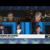 7 ans de guerre en Syrie : un conflit sans issue ? Une émission de France 24 avec Ayssar Midani - Le blog de Lucien PONS