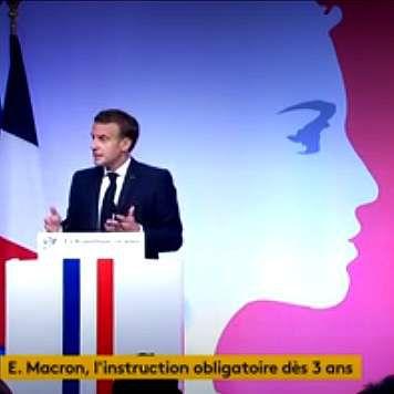 Discours sur le séparatisme - E. Macron - 2 octobre 2020