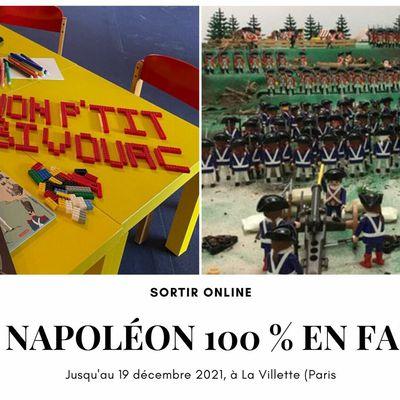 [Sortir] L'exposition Napoléon en famille : à La Villette (Paris) jusqu'au 19 décembre 2021