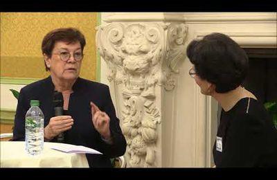 Remise du Prix Médiation Entreprise APMCA 2017 - Allocution de Michèle André , ancienne Ministre et Sénatrice honoraire, Présidente d'honneur du jury