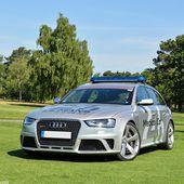 AG70 * Audi RS4 (B8) Avant Medical car '14 - Palais-de-la-Voiture.com