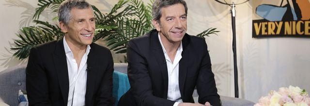 Nagui et Michel Cymès vont nous faire jouer avec la mémoire ce soir sur France 2