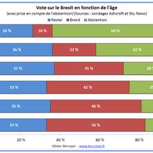 """[Propagande] BREXIT : L'arnaque du """"VOTE des JEUNES"""""""
