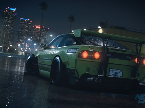 Need For Speed se dévoile en images