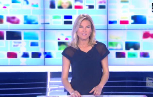 > LIVE > STEPHANIE RENOUVIN pour LE JT de D8 ce soir