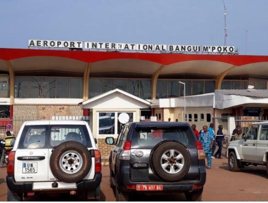 Les travaux de clôture de l'aéroport Bangui-M'poko bloqués