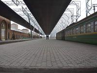 Gare d'Erevan - Trains d'Arménie