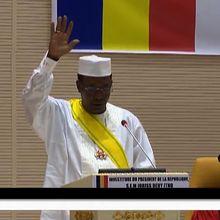 Tchad : Idriss Déby investi pour un 5ème mandat dans un climat tendu