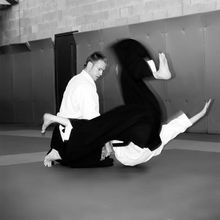 L'Edinburgh Aikido Club, dojo de Scott Reed