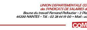 Soutien aux personnels en grève actuellement au plan national et dans 3 hôpitaux du département