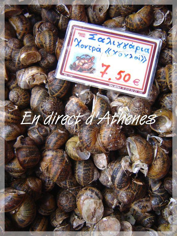 Album - Marché d'Athènes
