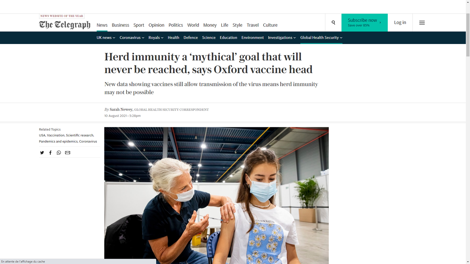 Source: https://www.telegraph.co.uk/global-health/science-and-disease/herd-immunity-mythical-goal-will-never-reached-says-oxford-vaccine/