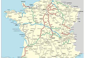200 km/H sur les lignes intercités pour remplacer des TGV : une illusion
