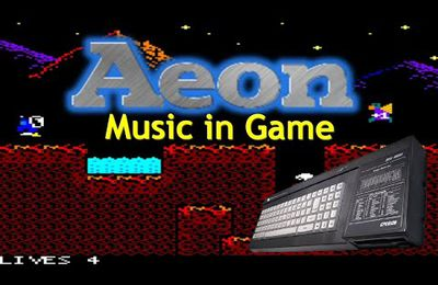 Amstrad CPC Music - Aeon (In Game)