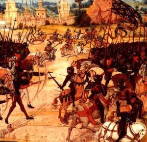 La guerre contre Rome