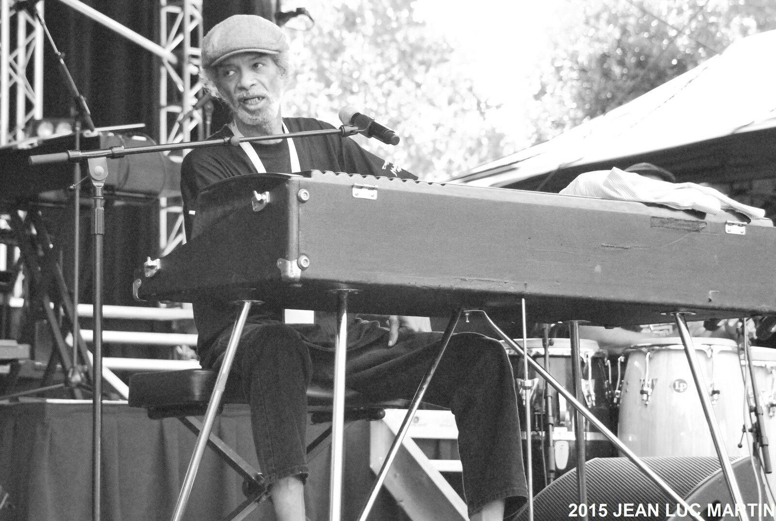 GIL SCOTT-HERON: 10 ANS QUE CE GRAND SONG-WRITER NOUS A QUITTE...